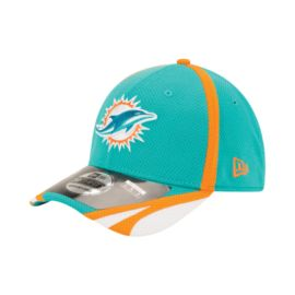 Miami Dolphins 39Thirty On Field Cap
