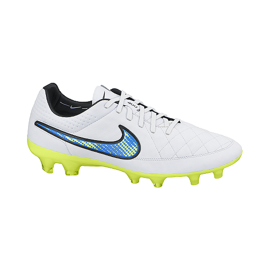 innovative design 1b1e1 fefce Nike Men's Tiempo Legend FG Outdoor Soccer Cleats - White ...