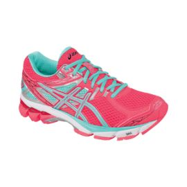 ASICS Women's GT-1000 3 Running Shoes - Pink/Light Blue