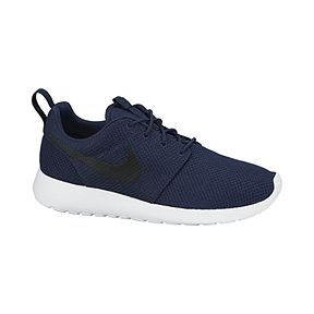 newest 56ed2 9dd9f Nike Men s Roshe One Men s Shoes - Navy