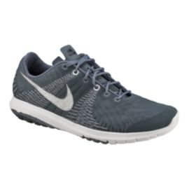 Nike Men's Flex Fury Running Shoes - Grey