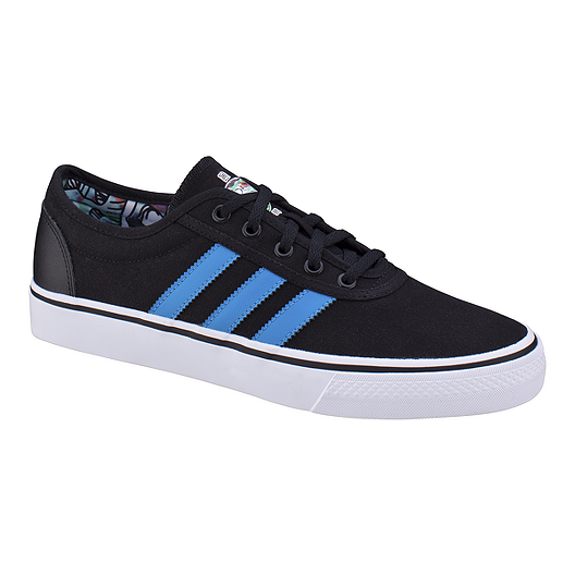 huge discount a016a c5a87 adidas Men s Adi-Ease Skate Shoes - Black Blue   Sport Chek