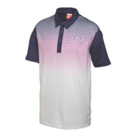 Puma Golf Glitch Men's Polo