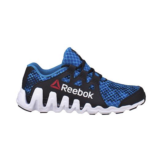 070476fd43bc Reebok SC87 ZigTech Big   Fast Kids  Grade School Running Shoes ...