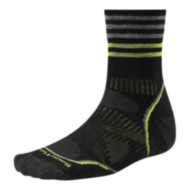 Smartwool PhD Outdoor Light Pattern Men's Mid Crew Socks