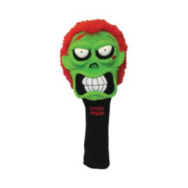 Golf Trends Green Zombie Golf Headcover