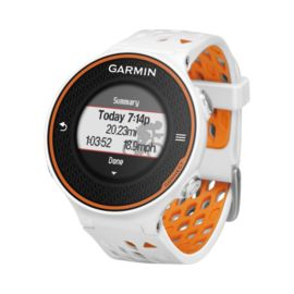 Garmin Forerunner 620 Bundle - White/Orange