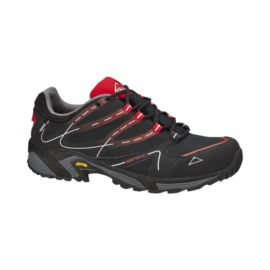 McKINLEY Men's Genetic Low Multi-Sport Shoes - Black/Red