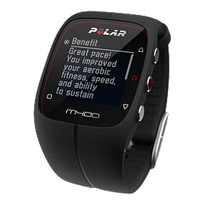 Polar M400 GPS Running Watch with Heart Rate Monitor