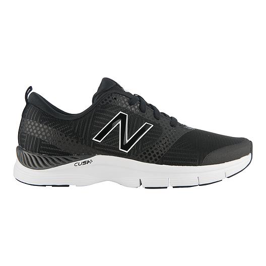 22709a87fa New Balance Women's 711v2 B Training Shoes - Black Print/White | Sport Chek