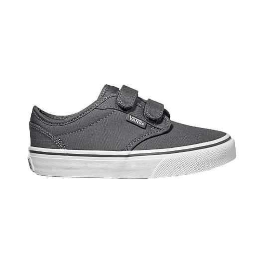 best website 604b4 d5a36 Vans Kids' Atwood 5 Preschool Skates Shoes - Pewter/White | Sport Chek
