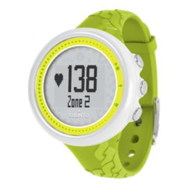 Suunto M2 Fitness Watch - Black/Lime