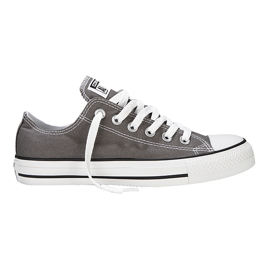 62f01a1aedb1 Converse Chuck Taylor Ox Shoes - Charcoal White