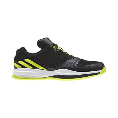 adidas Men's Crazy Train Training Shoes - Black/Lime Green