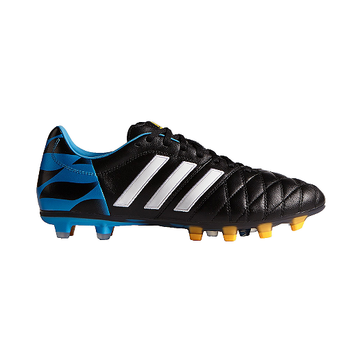 low priced 440e9 437ef adidas Men s 11Pro TRX FG Outdoor Soccer Cleats - Black Blue White   Sport  Chek