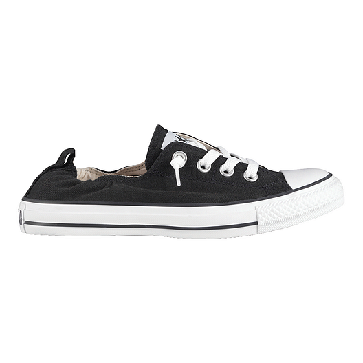 a82b96f2fd60 Converse Women s CT Shoreline Shoes - Black