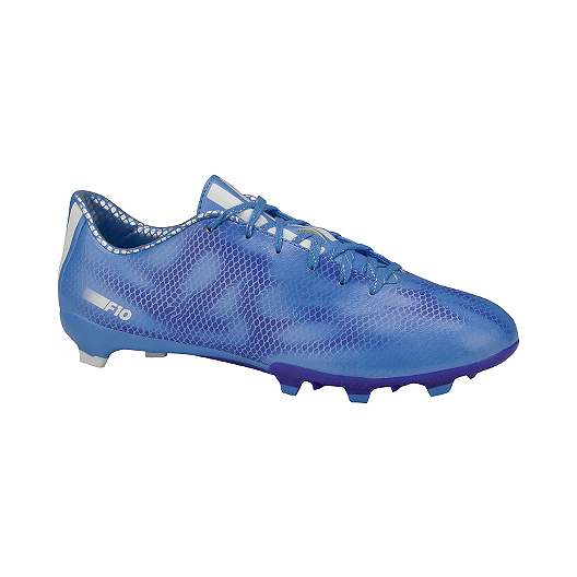 promo code 7d4f7 5b940 adidas Women s F10 FG Outdoor Soccer Cleats - Blue Purple Silver   Sport  Chek