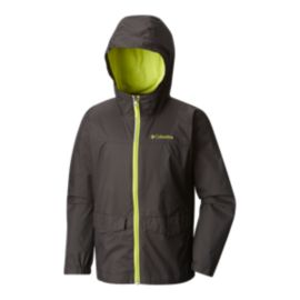 Columbia Boys' Rainzilla Rain Jacket