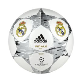 adidas Real Madrid Finale Mini Soccer Ball