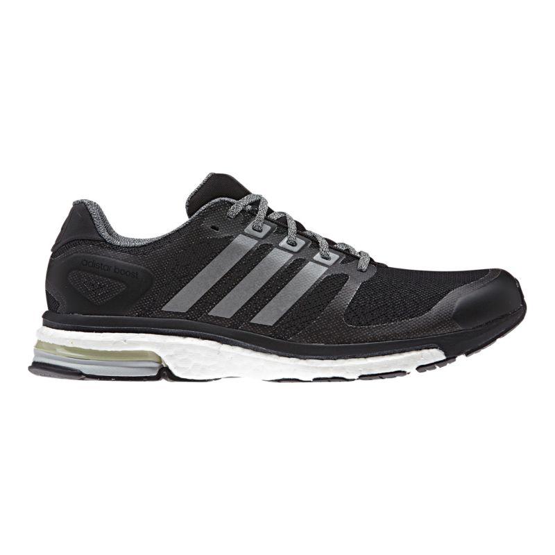 adidas s adistar boost glowzone running shoes black