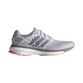adidas Women's Energy Boost ESM Running Shoes - Grey/Orange