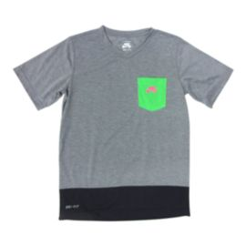 Nike Sb Colourblock Drifit Touch Kids' T Shirt