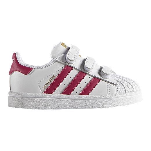 adidas Superstar CF Girls' Toddler Casual Shoes | Sport Chek