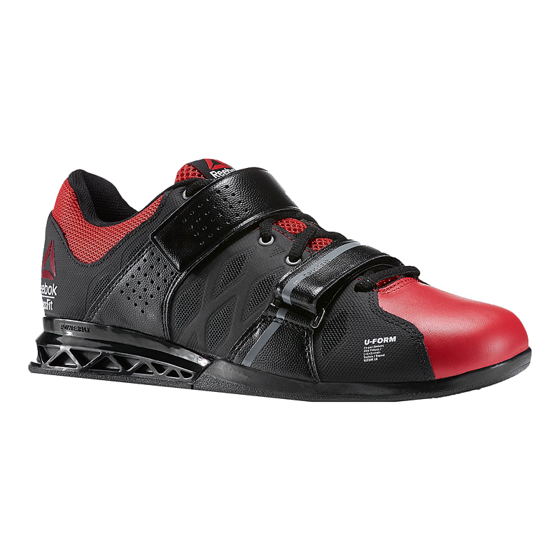 d4a4cb3033d7 Reebok Men s CrossFit Lifter Plus 2.0 Weightlifting Shoes - Black Red