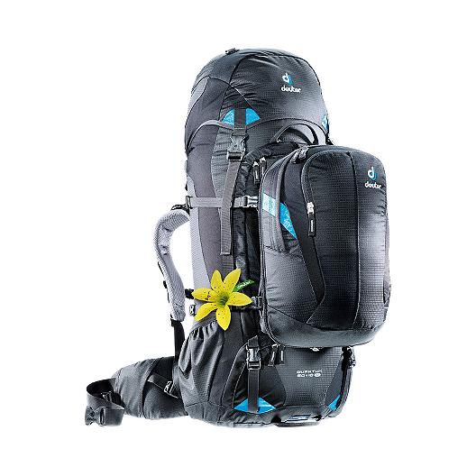 b01ede05f4 Deuter Quantum 60+10L SL Travel Pack