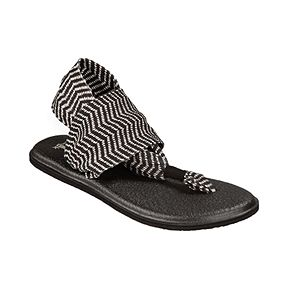 b25556bc0c09 Sanuk Women s Yoga Sling 2 Sandals - Black