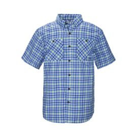 Under Armour Chesapeake Plaid Men's Short Sleeve Shirt