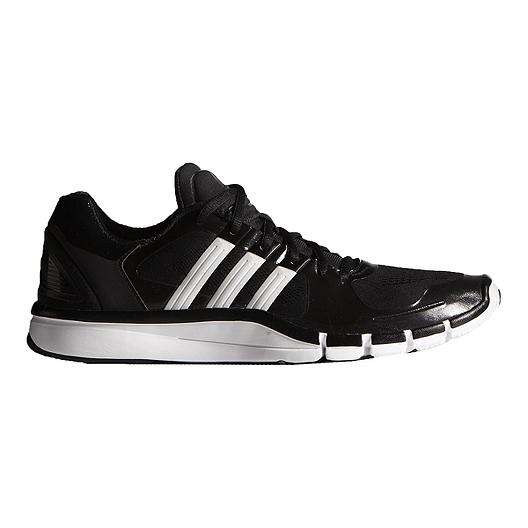 f9579faf547 adidas Men s Adipure Trainer 360.2 Training Shoes - Black White ...