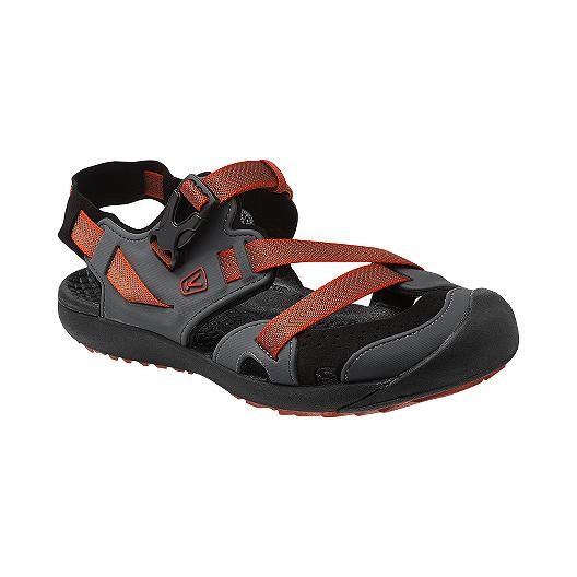 6a24a25ea6e9 Keen Men s Zambezi Sandals - Magnet