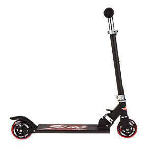 Sims Fold Up Scooter - Black/Red