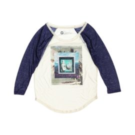 Roxy Sea Treasures Women's Raglan Top