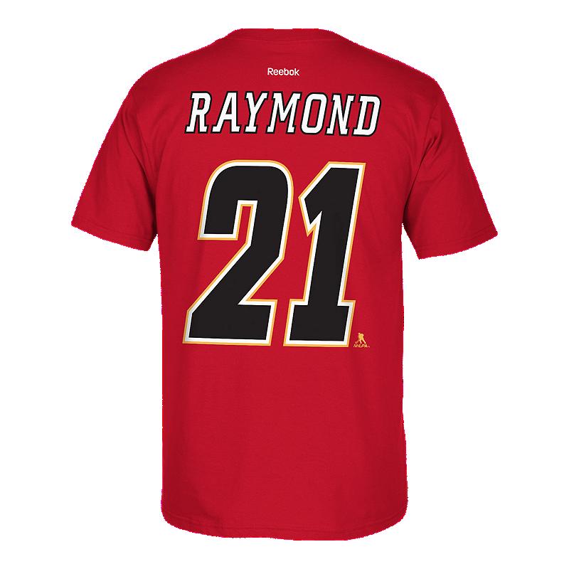 new style 44611 6f2a1 Calgary Flames Raymond P.A. Tee