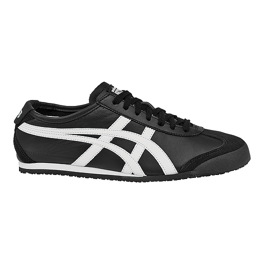 the latest 0713f bf00c ASICS Men's Onitsuka Tiger Mexico 66 Shoes - Black/White