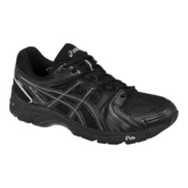 ASICS Men's Gel Tech Walker Neo 4 Walking Shoes - Black/Silver
