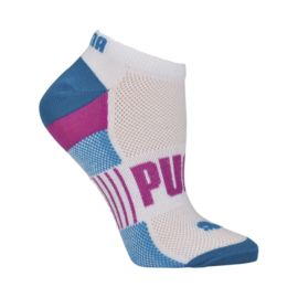 PUMA Non Terry No Show Women's Socks - 3 Pair Pack