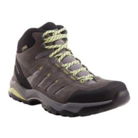 Scarpa Women's Moraine Mid GTX Hiking Boots - Grey/Green