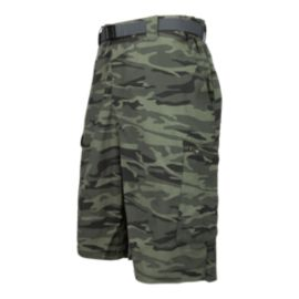 "Columbia Silver Ridge Men's 12"" Camo Shorts"