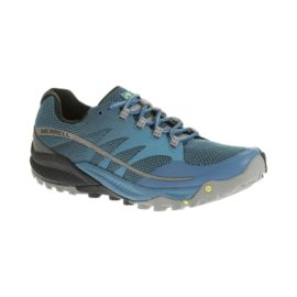 Merrell Men's All Out Charge Running Shoes - Blue/Grey