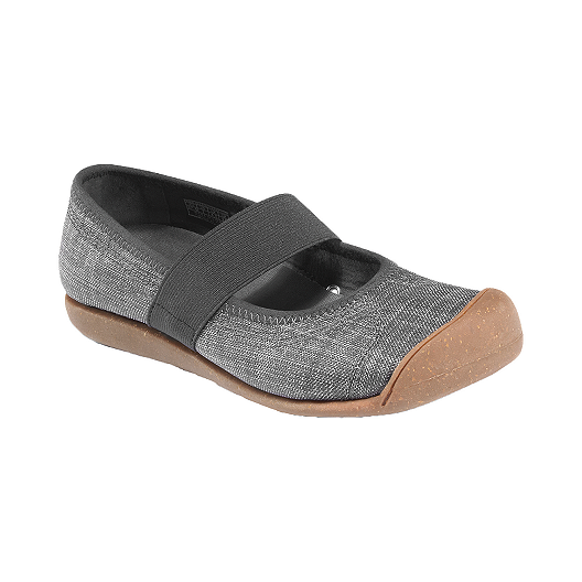 5d679a89a81a Keen Women s Sienna MJ Canvas Casual Shoes - Grey Brown