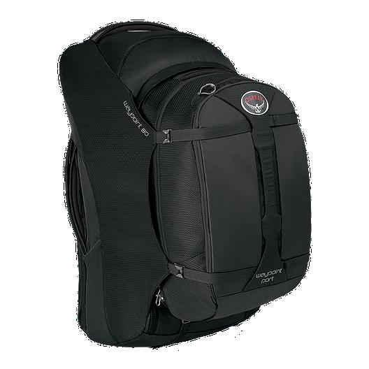 Osprey Waypoint 80L Travel Pack - Slate Grey   Sport Chek