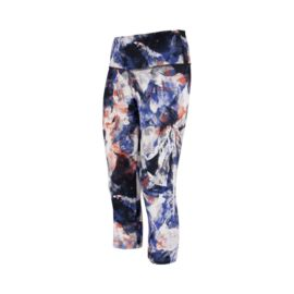 adidas Studio Highrise Gym All Over Print Women's 3/4 Tight