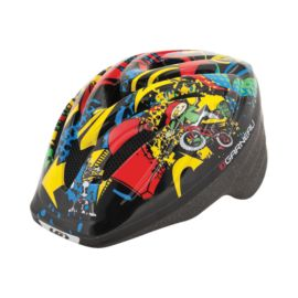 Louis Garneau Flow Graffiti Toddler Bike Helmet