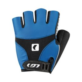 Louis Garneau 12C Air Gel Bike Gloves - Blue