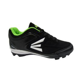Easton Men's 360 LE Low Baseball Cleats - Black/White/Green