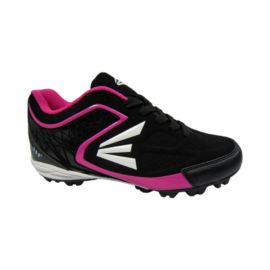 Easton Women's 360 Low Baseball Cleats - Black/Pink