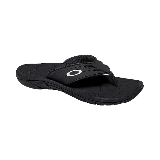 Supercoil Black Oakley Men's 15 Sandals WIYD9H2beE